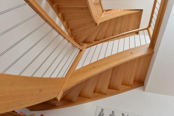 Pechlaner Treppenbau aus Holz