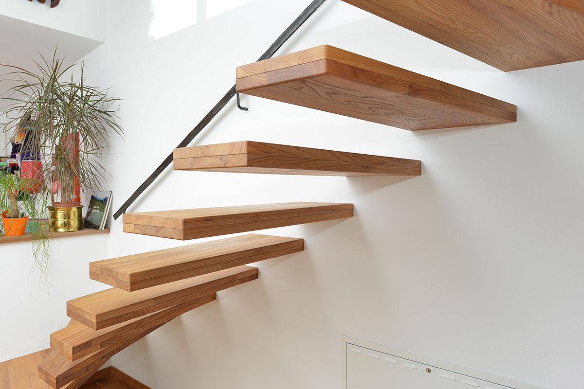 Pechlaner Treppen aus Holz