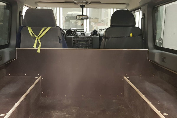 Pechlaner Autobox Land Rover Defender
